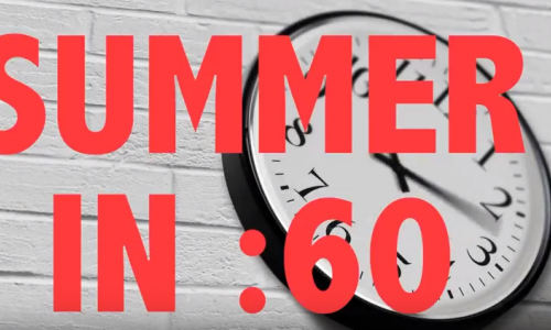#UrsinusSummer in :60