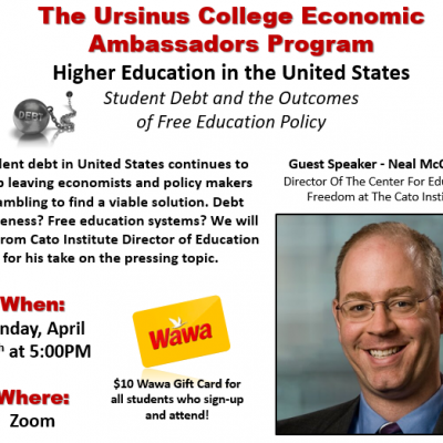 The Ursinus College Economic Ambassadors Program