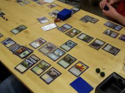 Card game Magic: The Gathering