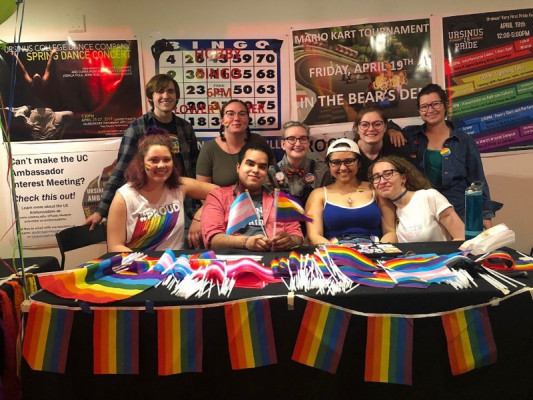 GSA Tabling Event