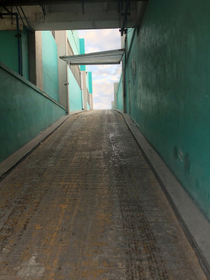 Alleyway in Mexico